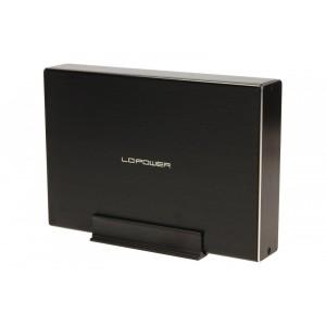 EX CASE HDD LC-POWER 3.5'' USB3.1 BL/AL35U3-BECRUX