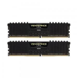 RAM CORSAIR DDR4 16GB(2x8) VENG. LPX 3200MHz BLACK