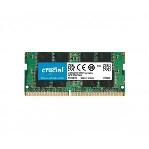 RAM CRUCIAL 8GB DDR4 2400MHZ-SO DIMM