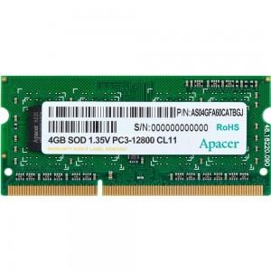 RAM APACER DDR3L 4GB 1600Mhz SO DIMM