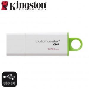 USB RAM KINGSTON DTI-G4 128GB USB 3.0