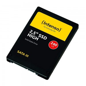 SSD INTENSO HIGH 240GB 2.5'' SATA3