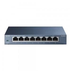 SWITCH TP-LINK 8p 1000  METAL V3 TL-SG108