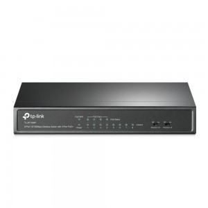 SWITCH TP-LINK 8P 10/100 SF1008P  PoE 4P