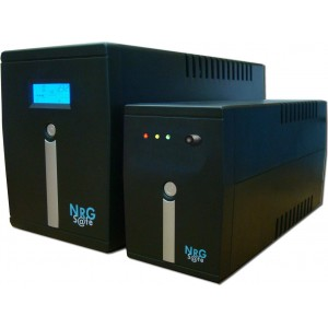 UPS NRG SAFE 600 VA LINE INTERACTIVE