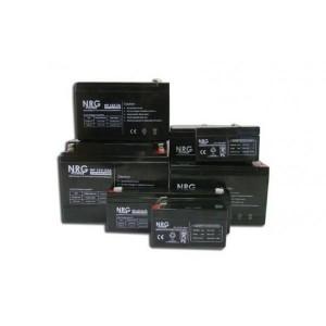 UPS BATTERY NRG 12V 1.3AH ΜΟΛΥΒΔΟΥ