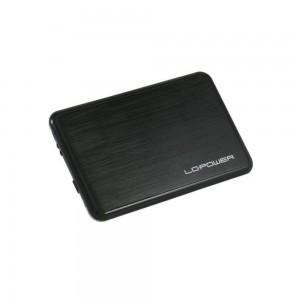 "EX CASE HDD LC POWER 2.5"" USB 2.0 SATA BL P25BU"
