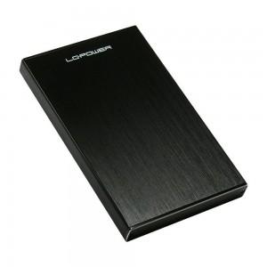 EX CASE HDD LC POWER 2.5'' USB3 SATA3 ALU 25U3BECR