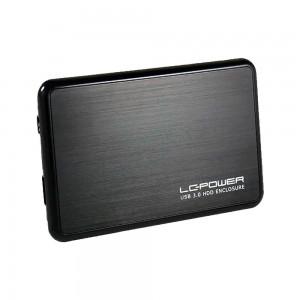 EX CASE HDD LC POWER 2.5'' USB3 SATA3 25BUB3