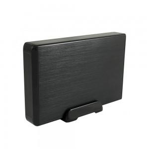 EX CASE HDD LC POWER 3.5'' USB3.0 BL/AL 35U3 HYDRA