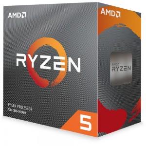CPU AMD RYZEN 5 3600 3.6/4.2GHz  sAM4 (6C/12T)