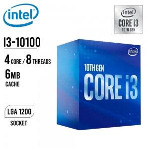 CPU INTEL CORE I3-10100 3.6Ghz s1200 (4C/8T)