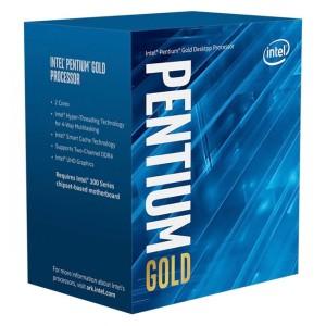 CPU INTEL PENTIUM GOLD G6400 4.0Ghz 1200 4M