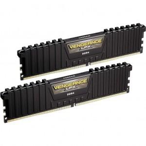 RAM CORSAIR DDR4 16GB(2x8) VENG. LPX 3000MHz BLACK