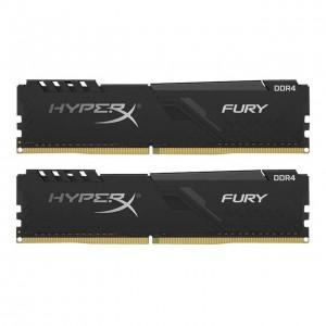 RAM KINGSTON DDR4 16GB (2X8) 3200Mhz HYPERX BLACK