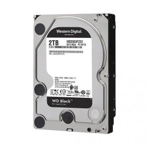 """HDD WD 2TB 3.5"""" 64MB SATA3 BLACK"""