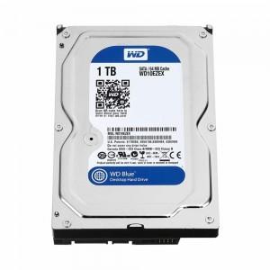 """HDD WD 1TB 3.5"""" 64MB SATA3  7200RPM BLUE"""