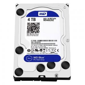 HDD WD 4TB BLUE 3.5'' SATA3 64MB