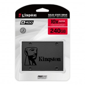 SSD KINGSTON A400 240GB 2.5'' SATA3