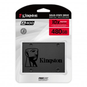 SSD KINGSTON A400 480GB 2.5'' SATA3
