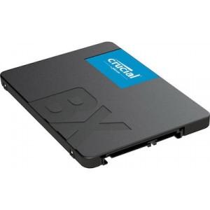 SSD CRUCIAL BX500 240GB 3D NAND 2.5'' SATA3