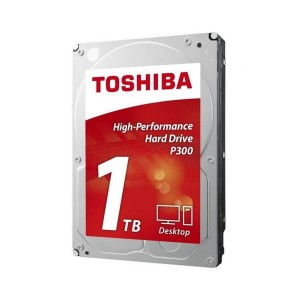 HDD TOSHIBA P300 1TB 3.5'' 64MB 7200 SATA3
