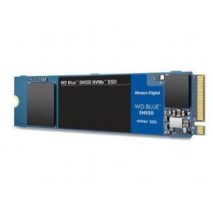 SSD M.2 WD SN550 500GB BLUE 3D NVMe PCI EXP.