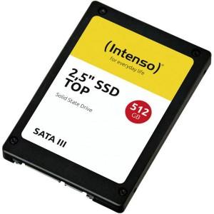 SSD INTENSO TOP 512GB 2.5'' SATA3