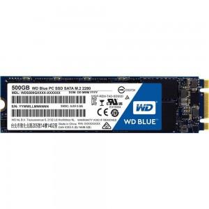 SSD M.2 WD BLUE 500GB  SATA3 3D