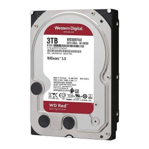HDD WD 3TB RED 3.5'' 256MB WD30EFAX