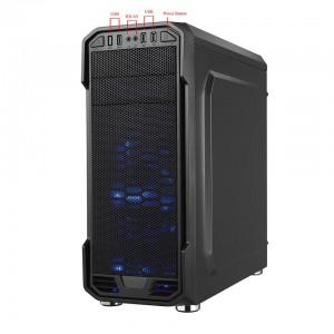 PC CASE STYX ST06A BLACK USB 3.0