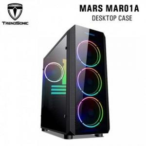 PC CASE MARS MIDI WINDOW MAR01A USB3