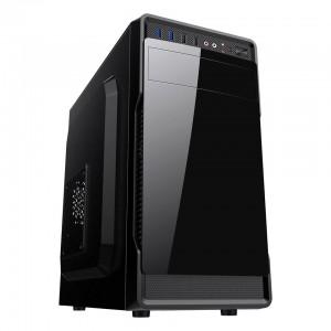 PC CASE VOGUE VG25M MINI TOWER BLACK USB 3.0