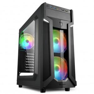 PC CASE SHARKOON VG6-W RGB