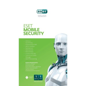 SWB ESET SECURITY CARD FOR MOBILE ANDROID 1YR