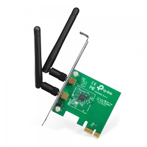 ADAPTER PCIe TP-LINK WLAN TL-WN881ND 300Mb