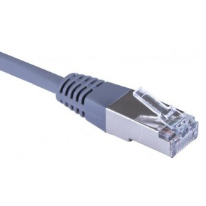 CABLE FTP Cat5e 1m