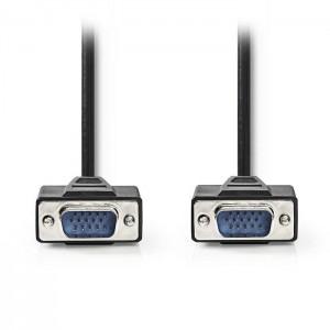 CABLE VGA HD15Male-HD15Male 3m
