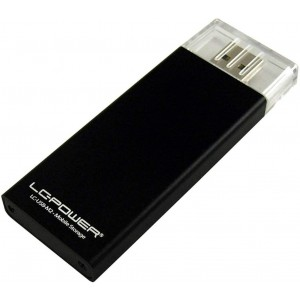 EX CASE SSD M.2 LC POWER USB 3.0 BLACK