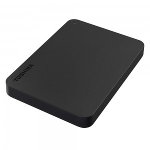 EXT HDD TOSHIBA 4TB CANVIO 2.5'' USB3.0 BLACK