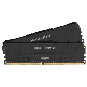 RAM CRUCIAL DDR4 16GB (2X8) 3200MHz BALLISTIX BLAC