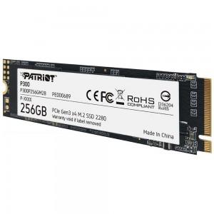 SSD M.2 PATRIOT P300 256GB PCI-E MVMe