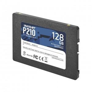 SSD PATRIOT P210 128GB 2,5'' SATA3