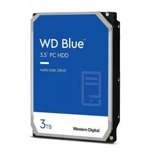 HDD WD 3TB BLUE 3.5'' SATA3 256MB