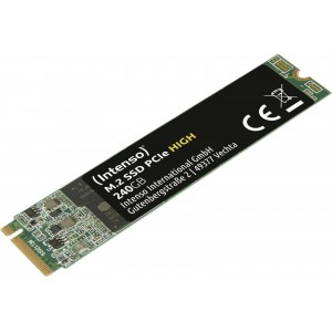 SSD M.2 INTENSO 240GB PCIe NVMe