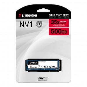 SSD M.2 KINGSTON NV1 500GB PCIe NVMe