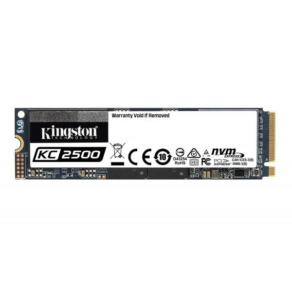 SSD M.2 KINGSTON KC2500 5OOGB PCIe NVMe