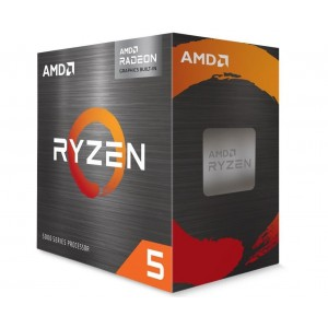 CPU AMD RYZEN 5 5600G AM4 3.9GHz BOX