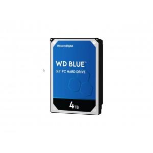 HDD WD 4TB BLUE 256C 3.5'' SATA3