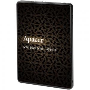 SSD APACER AS340X 120GB 2.5'' SATA3